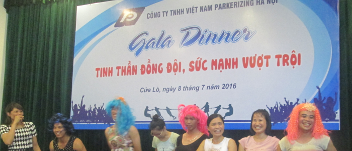 CUA LO BEACH- VINH CITY IN 2016